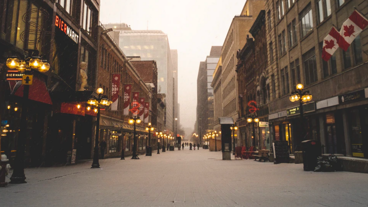 Ottawa Will Feel Like -31 C Tonight & You Could Get Frostbite Walking To Your Car