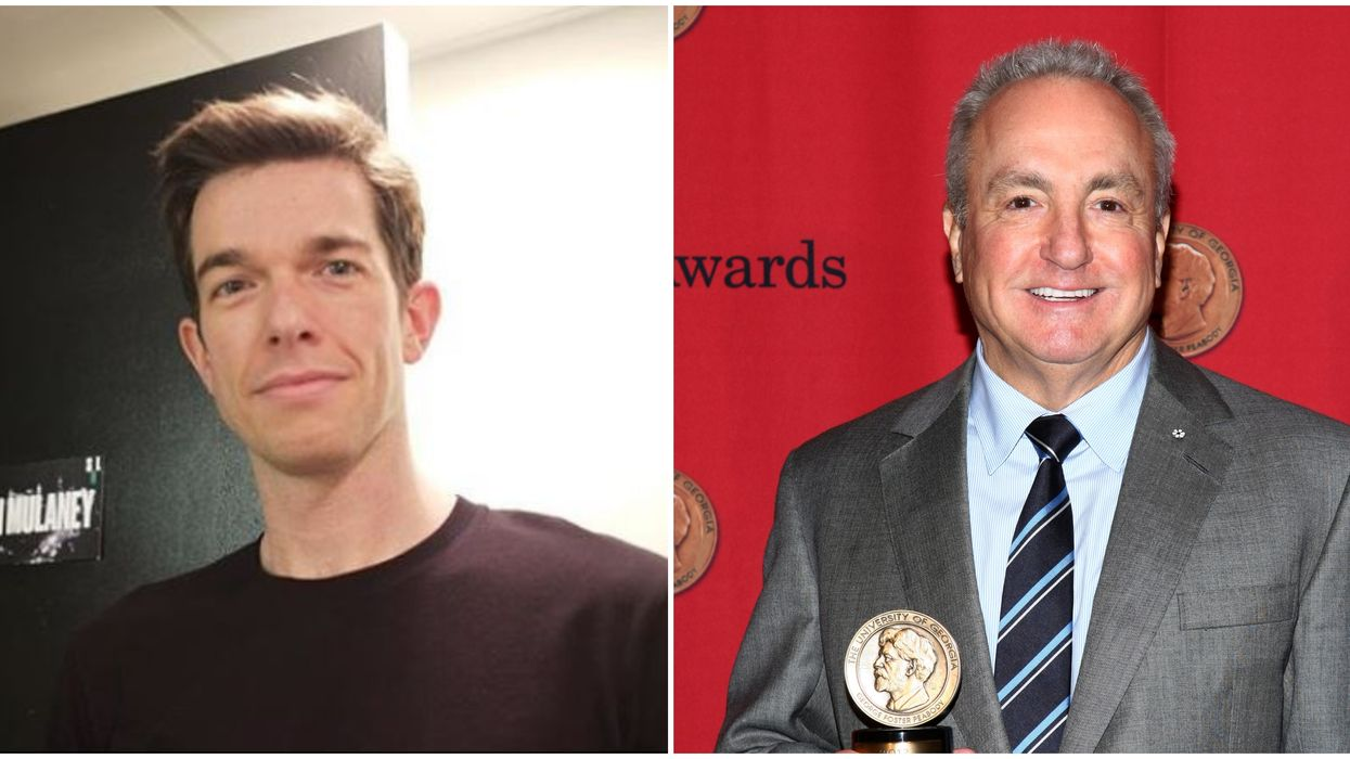 John Mulaney's Toronto Show Has Been Postponed A Third Time Thanks To Lorne Michaels