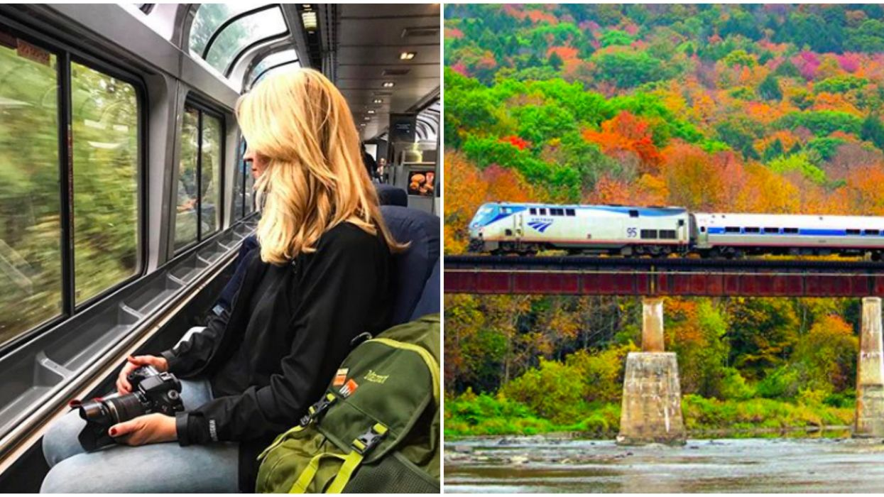Travel The U.S. For Super Cheap With This Cross-Country Train Adventure