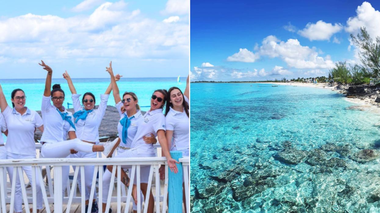 Travailler au Club Med: Une ex G.O. québécoise nous raconte son expérience