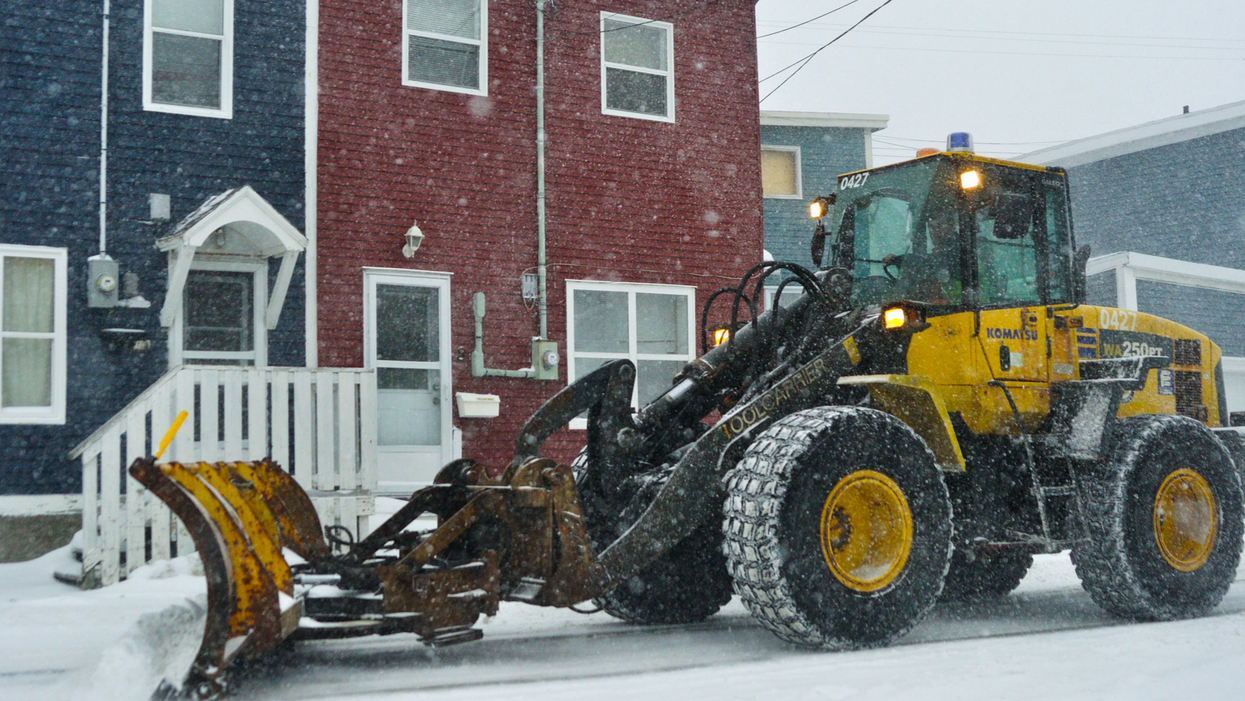 Almost All Of Newfoundland Is Under Weather Alerts Ahead Of Brutal Wind Storm