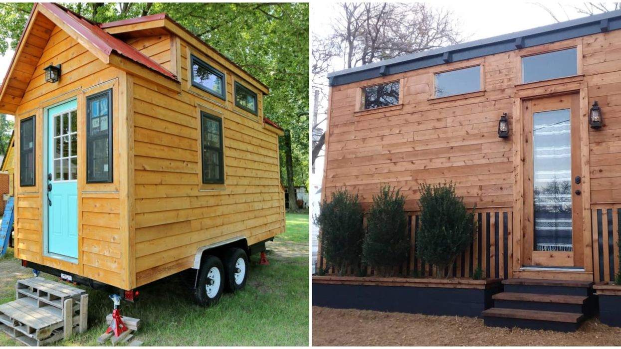 These Tiny Houses In Texas Are Super Cheap Right Now