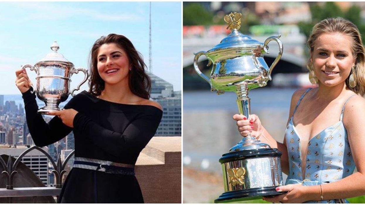 Bianca Andreescu's Mind Trick Helped Sofia Kenin Win The Australian Open