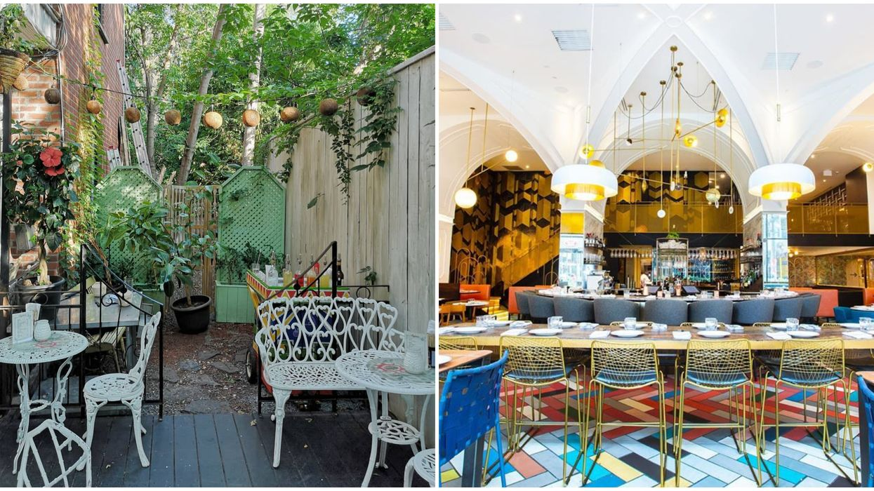 Canada Has 4 Of The World's Most Instagrammable Restaurants & They're Stunning