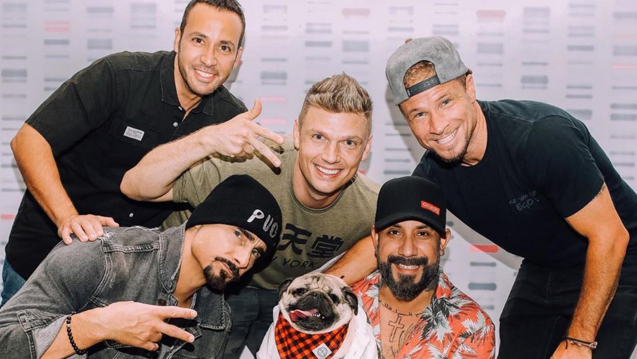 Les Backstreet Boys seront en spectacle à Montréal et à Québec cet automne
