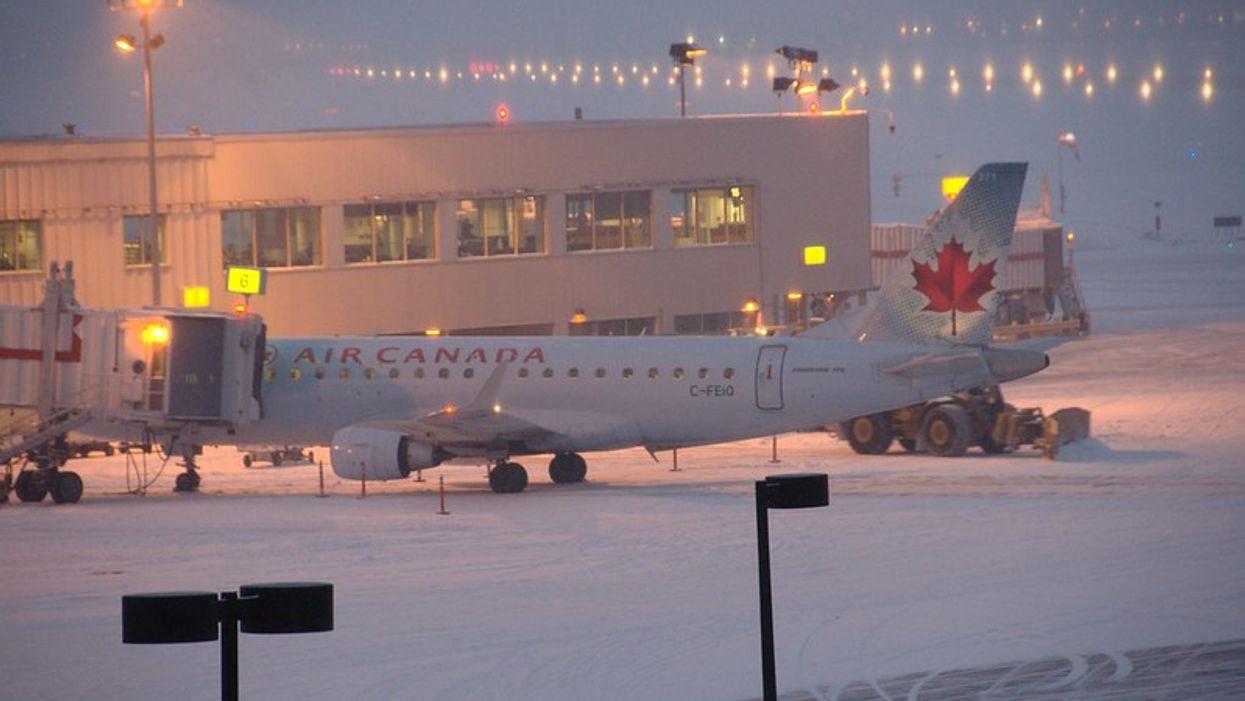 Une quarantaine de vols retardés ou annulés à l'aéroport Montréal-Trudeau