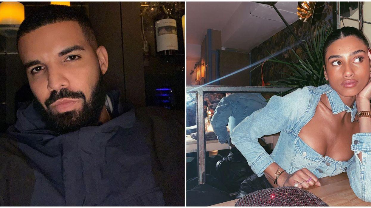 Drake's New Girlfriend