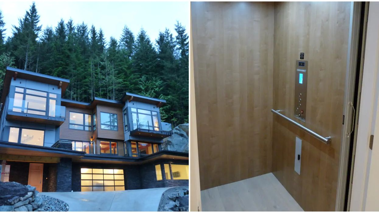 Whistler Airbnb With Private Elevator & Ski Room Costs Just $60 Per Person