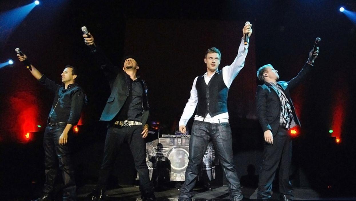 The Backstreet Boys Washington Dates Tickets Just Went On Sale