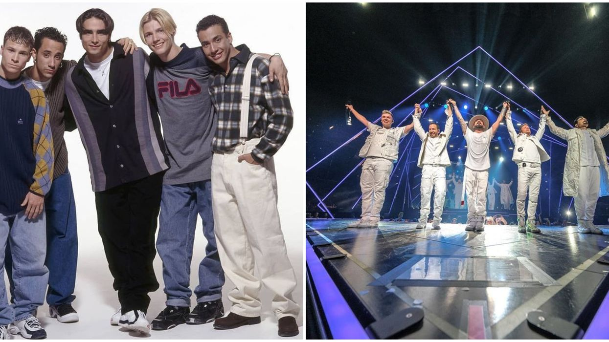 A Backstreet Boys California Tour Is Coming This Summer And It's A Total Nostalgia Trip