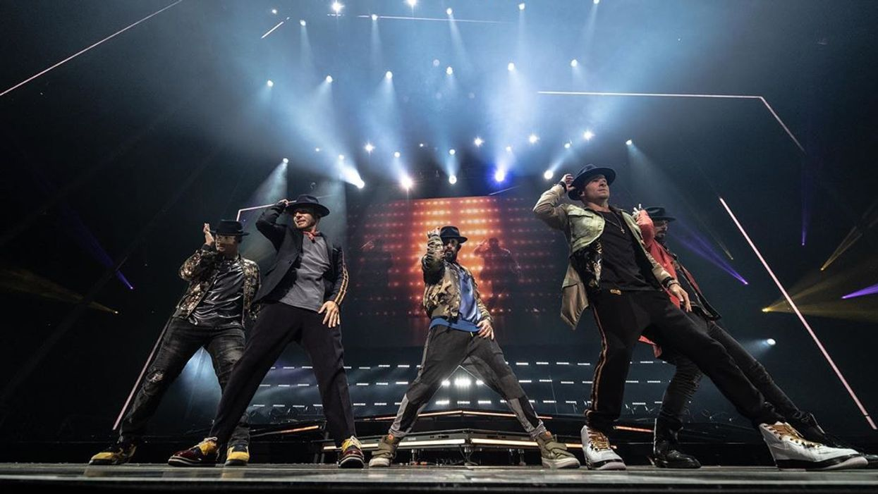 Backstreet Boys Tour Stops In Florida Include Multiple Cities