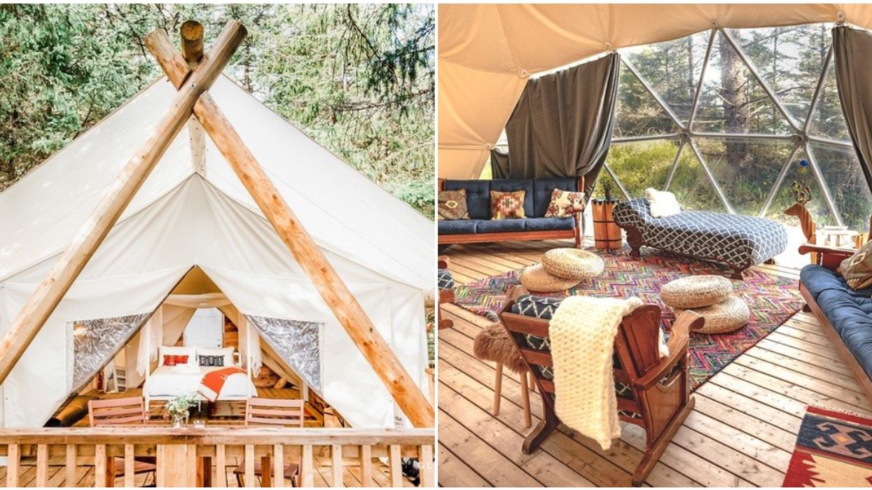 Haida Gwaii Glamping Getaway Is Everything You Need And It's Actually Cheap