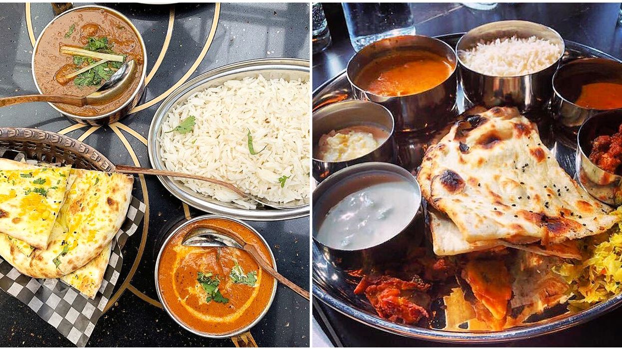 9 Best Indian Restaurants In Surrey If You're Craving Some Spice