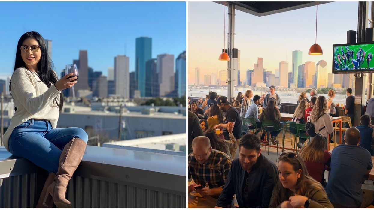 This New Houston Bar With A View Is The Perfect Place To Spend Your Night