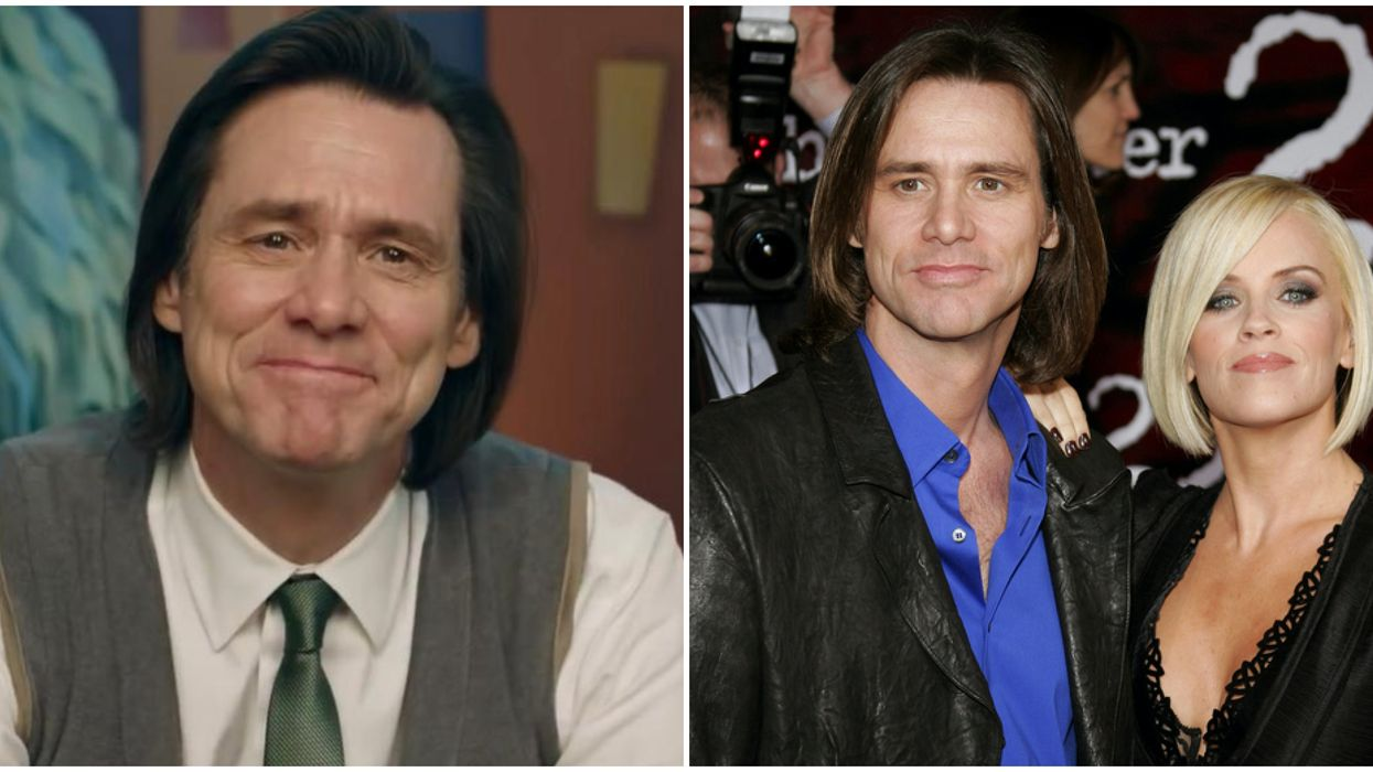 Jim Carrey Has Dated Quite A Few Hollywood Stars & Even Has A Grandchild