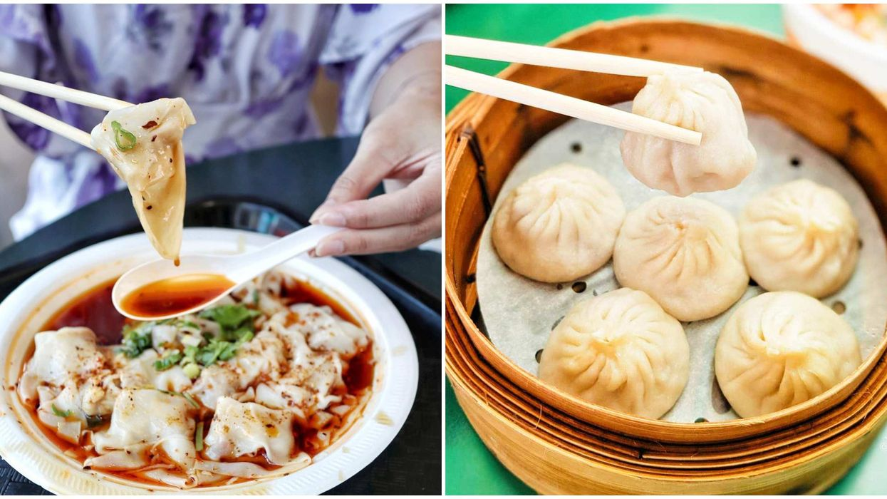 Dumpling Trail In Richmond BC: A Tasty Secret They're Keeping From The Rest Of Canada