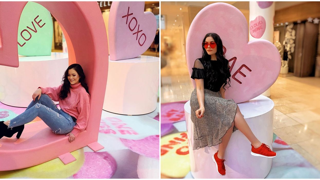 The Cutest Valentine's Day Photo Booth Is Popping-Up Downtown Calgary This Month (PHOTOS)