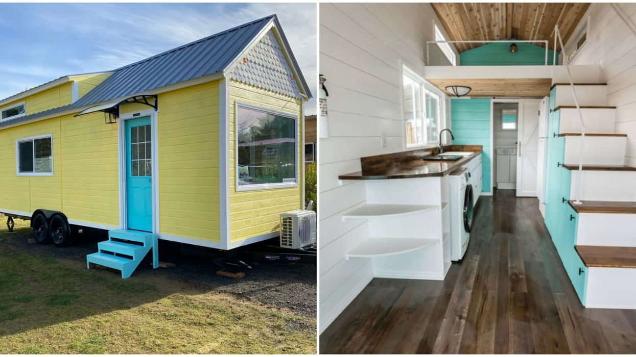 Tiny Homes In California Include This Fully-Furnished Cottage For Less Than $40K