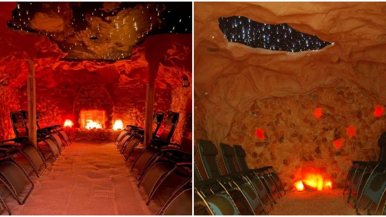 The Best Spas In Tennessee Include This Relaxing Salt Cave