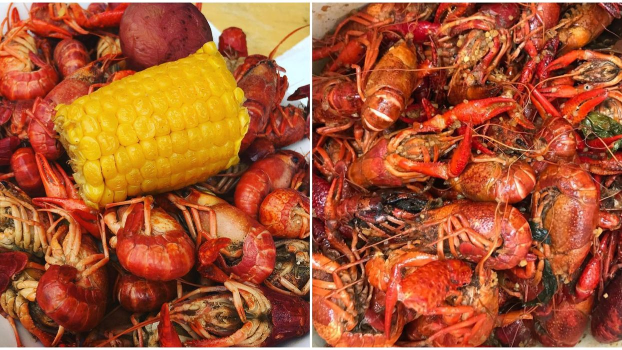 The Best Seafood In Nashville Can Be Found At This Crawfish Festival In May