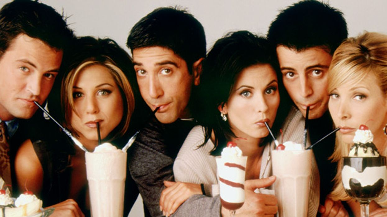 """A Boozy """"Friends"""" Themed Brunch Is Happening In Toronto This Spring"""