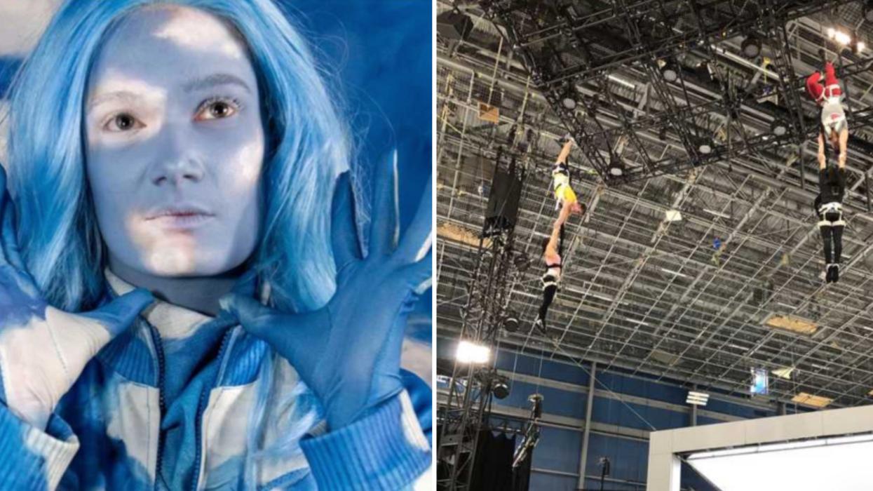 On a eu un aperçu du nouveau show du Cirque du Soleil à Montréal ce printemps