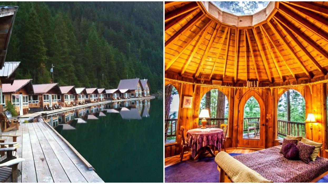 These Unique Stays In Washington State Should Be On Your Bucket List