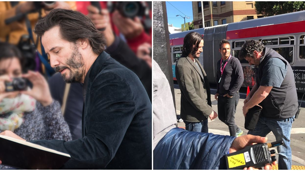 Matrix 4 Filming Locations Where You Can Spot Keanu Reeves In San Francisco