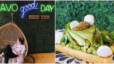 A Restaurant Just Opened In Dallas With All Things Avocado