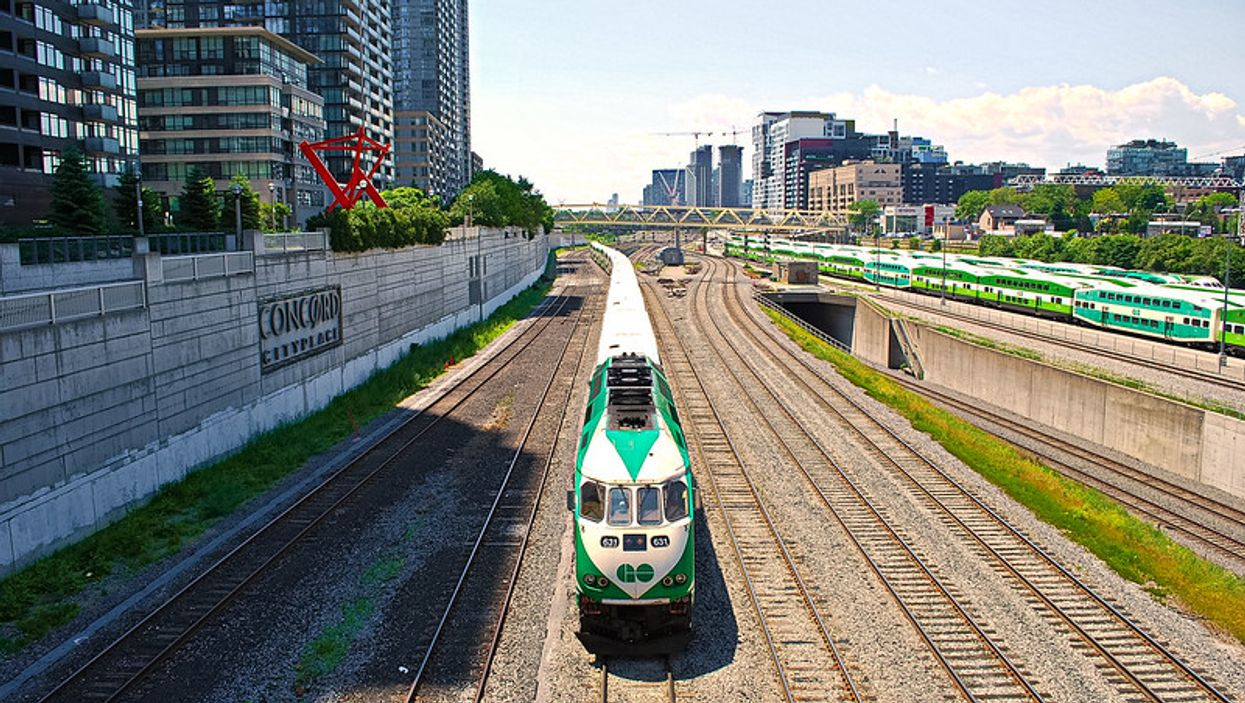 Via Rail Cancellations Will Not Threaten GO Transit Service Around The GTA