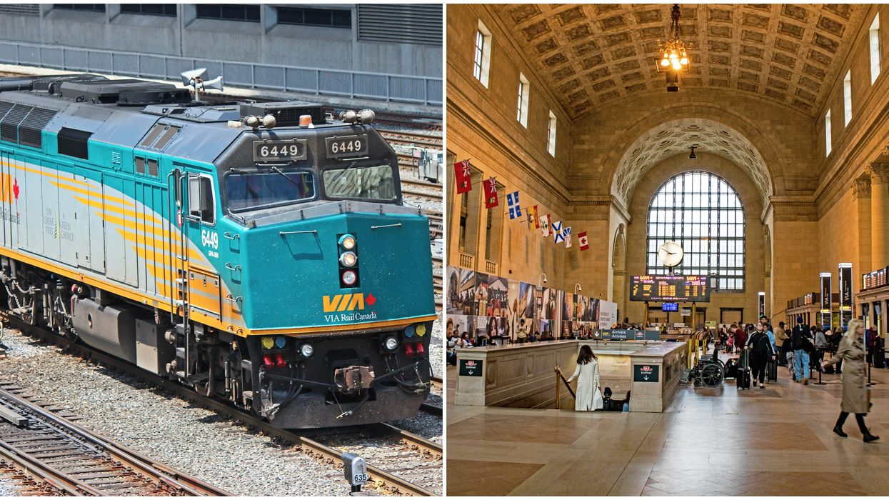 VIA Rail Refunds Are Happening Following The Company Cancelling Every Train In Canada