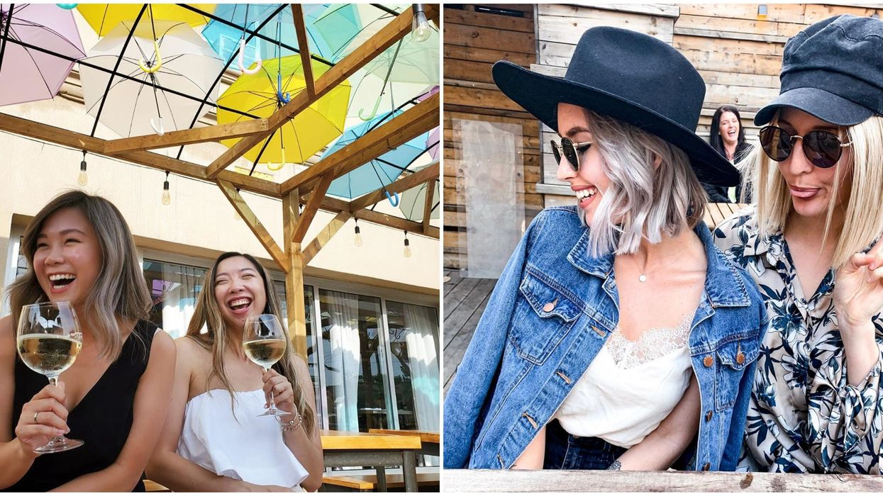 9 Toronto Patios You Need To Visit With Your BFFs This Spring
