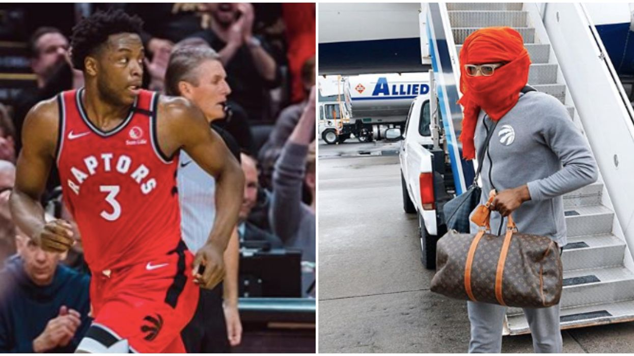 OG Anunoby's Connect Four Comment Is The Only Analysis You Need Of The Raptors' Streak