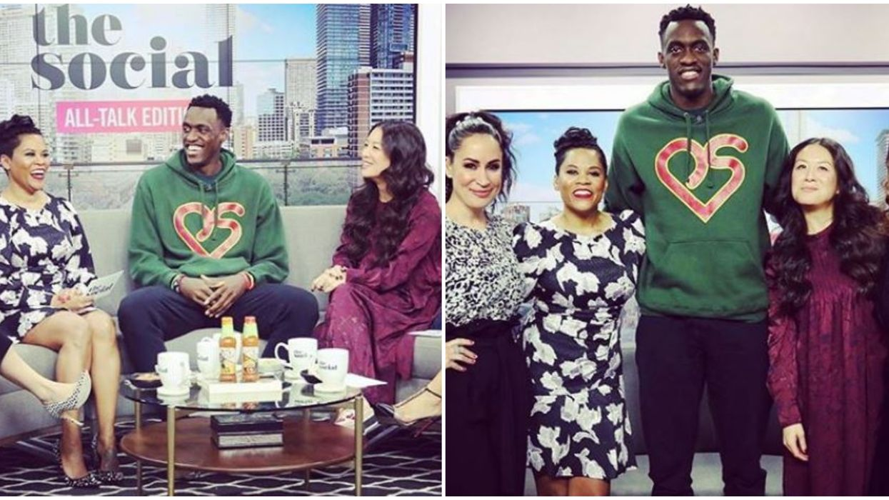 Pascal Siakam On The Social Talking About Scarves Is All You Need Before All-Star Weekend