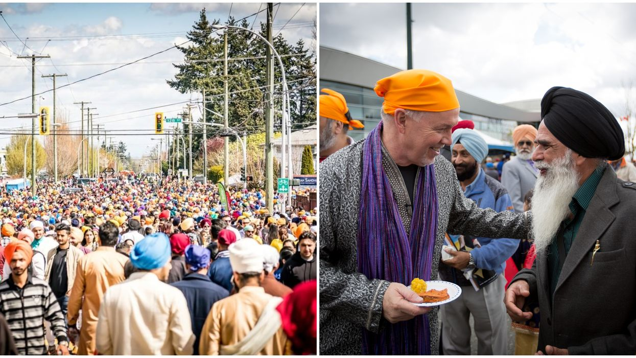 Surrey's Vaisakhi Parade 2020 Offers The Best Free Indian Street Food Next Month