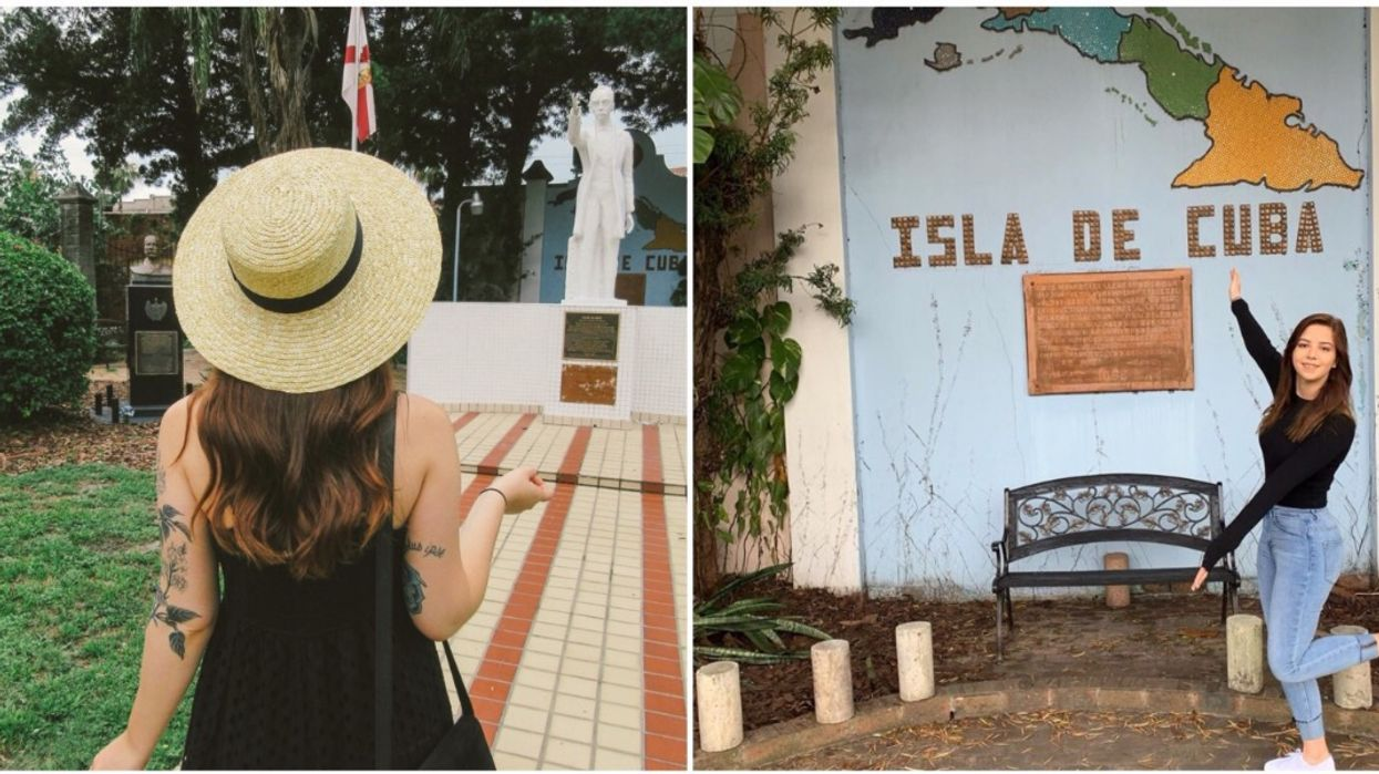 This Park In Tampa Lets You Explore A Piece of Cuba Without A Passport