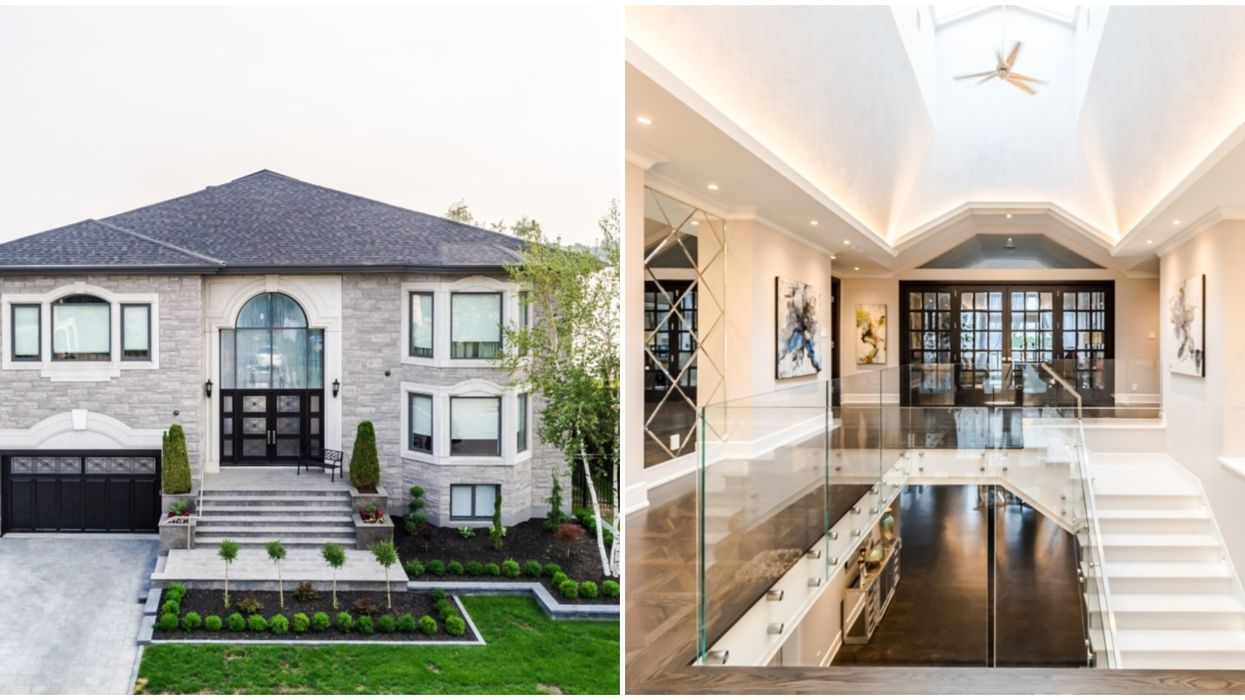 Maison à vendre à Laval : Cette maison de 4 M$ semble sortir tout droit d'un magazine