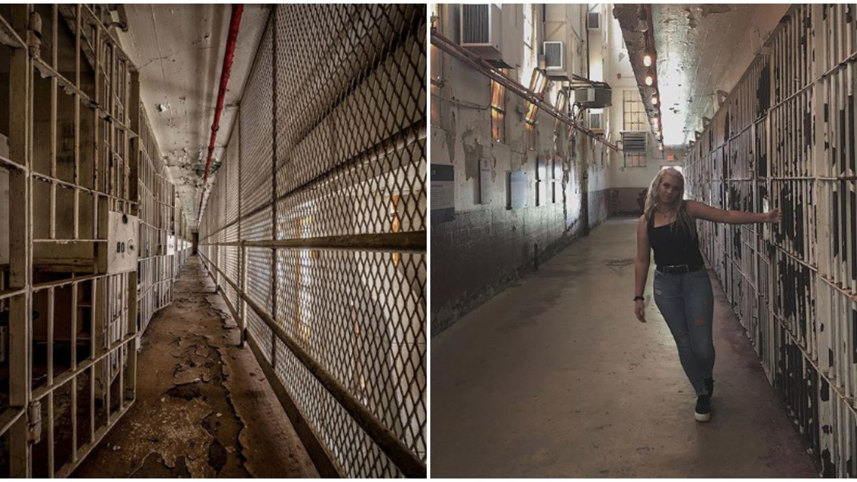 Abandoned Prison In Tennessee Is The Perfect Place For Ghost Hunters