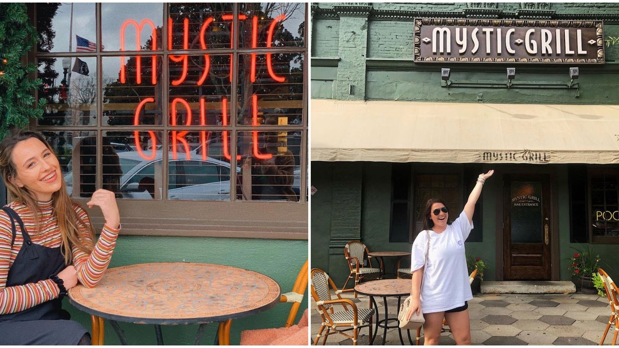 The Vampire Diaries Filming Locations In Georgia Include This Trendy Eatery