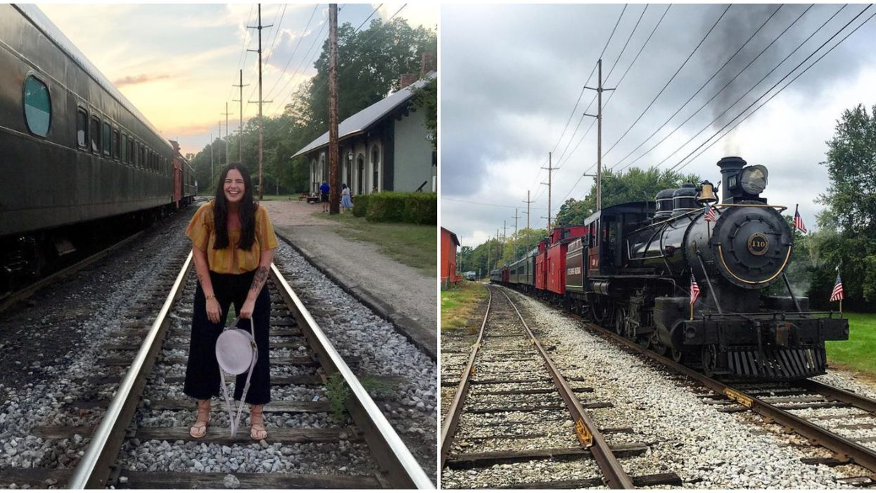 Michigan Train Ride Will Make You Feel Like You're Heading To Class At Hogwarts