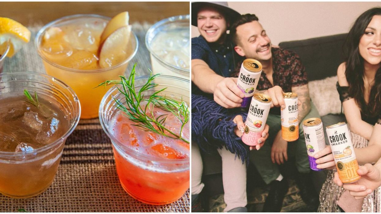 This Fun Seattle Event In 2020 Includes A Boozy Seltzer Land Festival This Spring