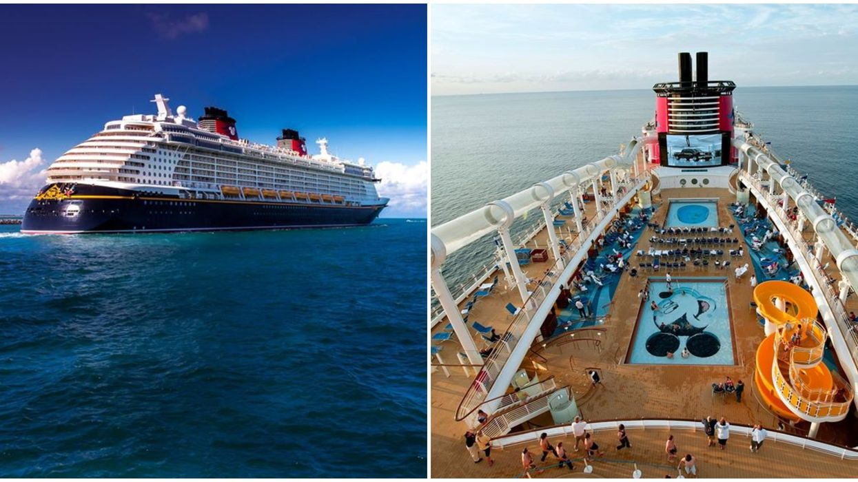 Disney Cruise Lines Are Departing From California In 2020