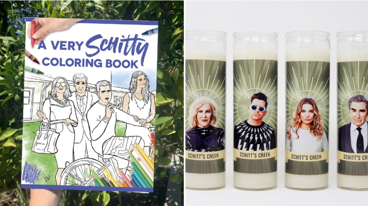 """11 """"Schitt's Creek"""" Goodies You Can Buy On Etsy That Are Oh So Incredible"""