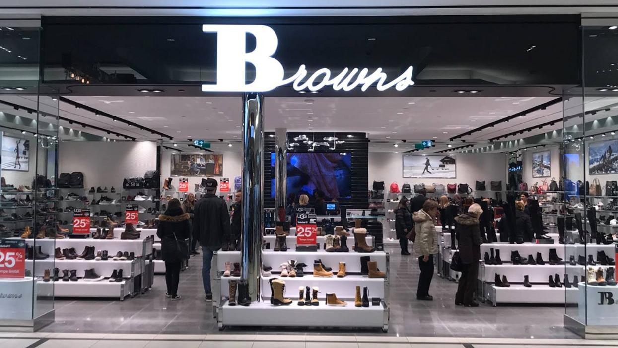 Browns offre des méga rabais de 50 à 70% sur une sélection de chaussures et de bottes