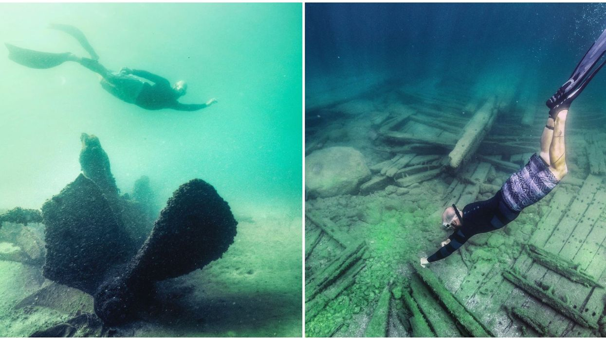 These Michigan Lakes Have Shipwrecks That You Can Explore