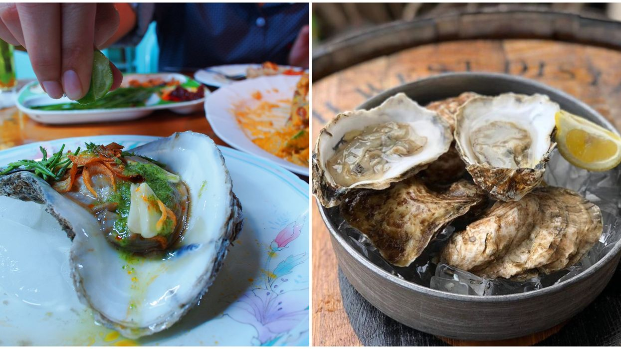 Florida Seafood Restaurants Include Orlando's Outpost Neighborhood Kitchen With $1 Oysters