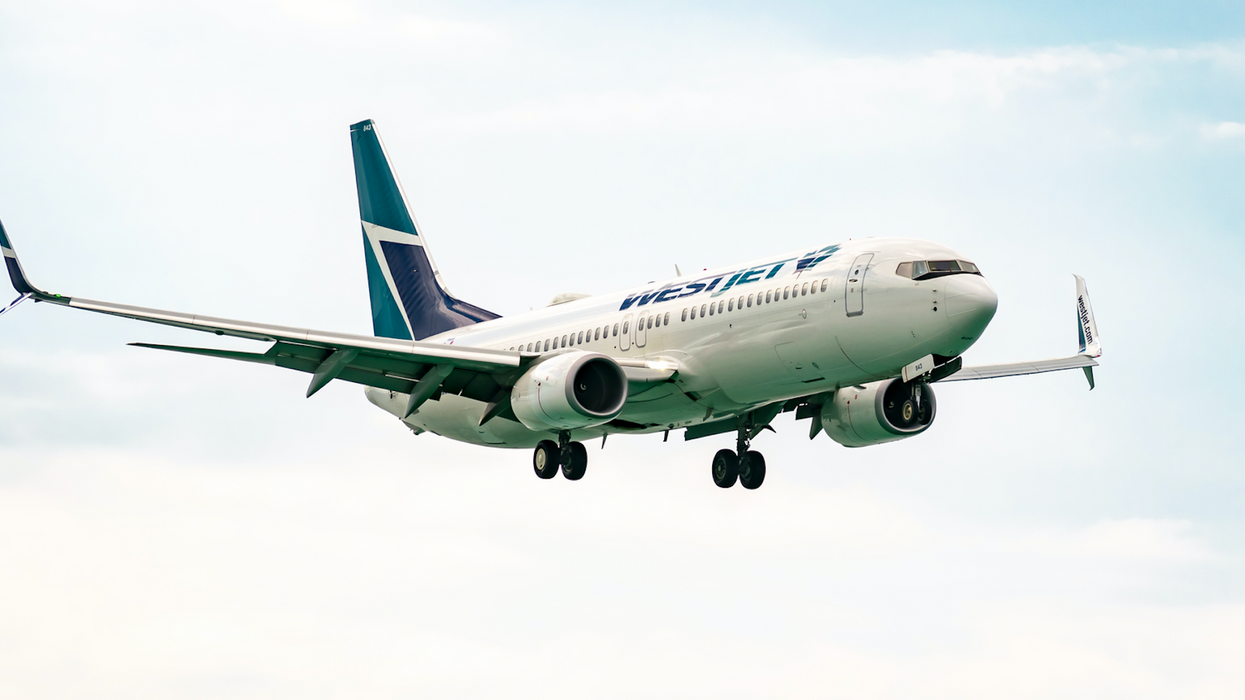 WestJet Will Now Charge You Double For Your Bags On Trans-Atlantic Flights
