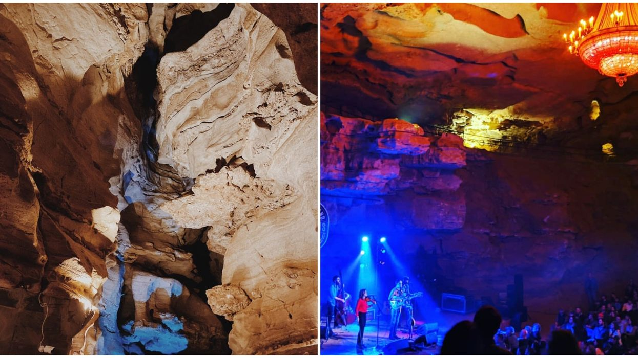 Concerts In Tennessee 2020 Include This Underground Music Venue In A Cave
