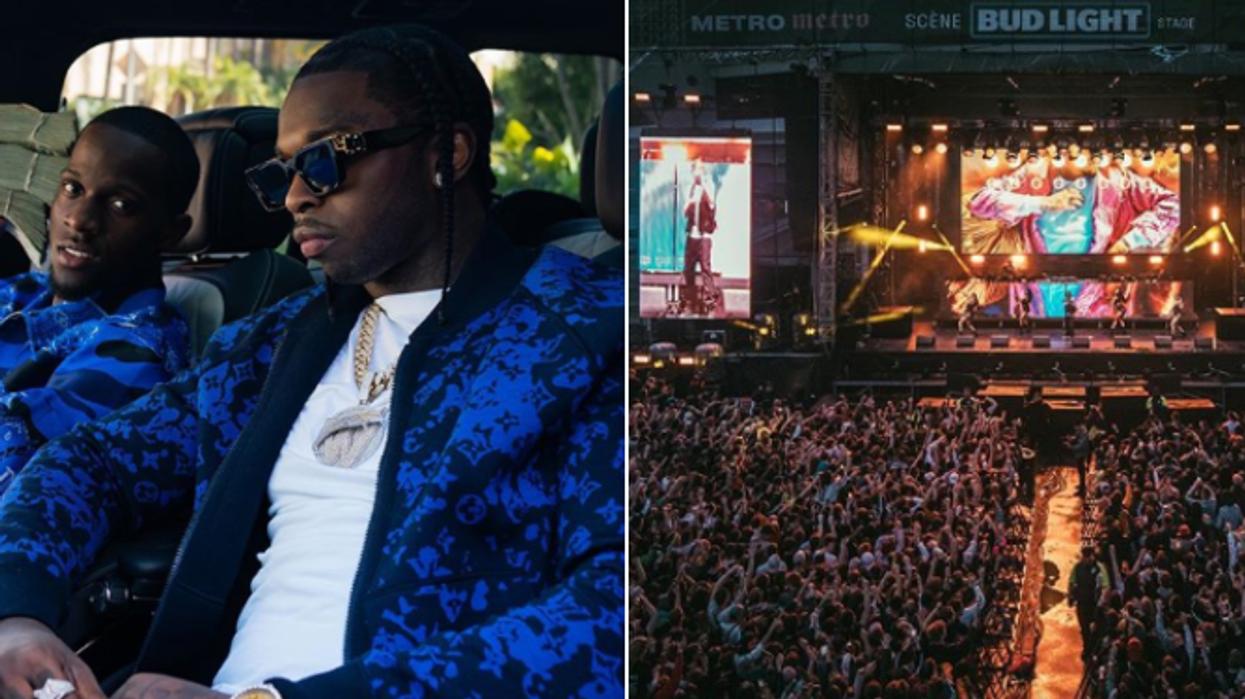 Le rappeur Pop Smoke, qui devait performer au festival Metro Metro, perd la vie