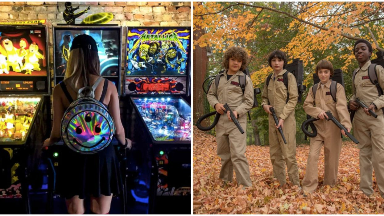 Toronto's Stranger Things Arcade Party Is Coming This Spring